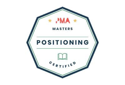 Positioning Certified badge