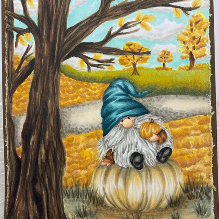 Testimonials from Fall Online Copic Marker Coloring Class