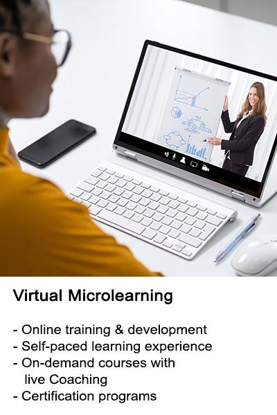 Virtual Microlearning