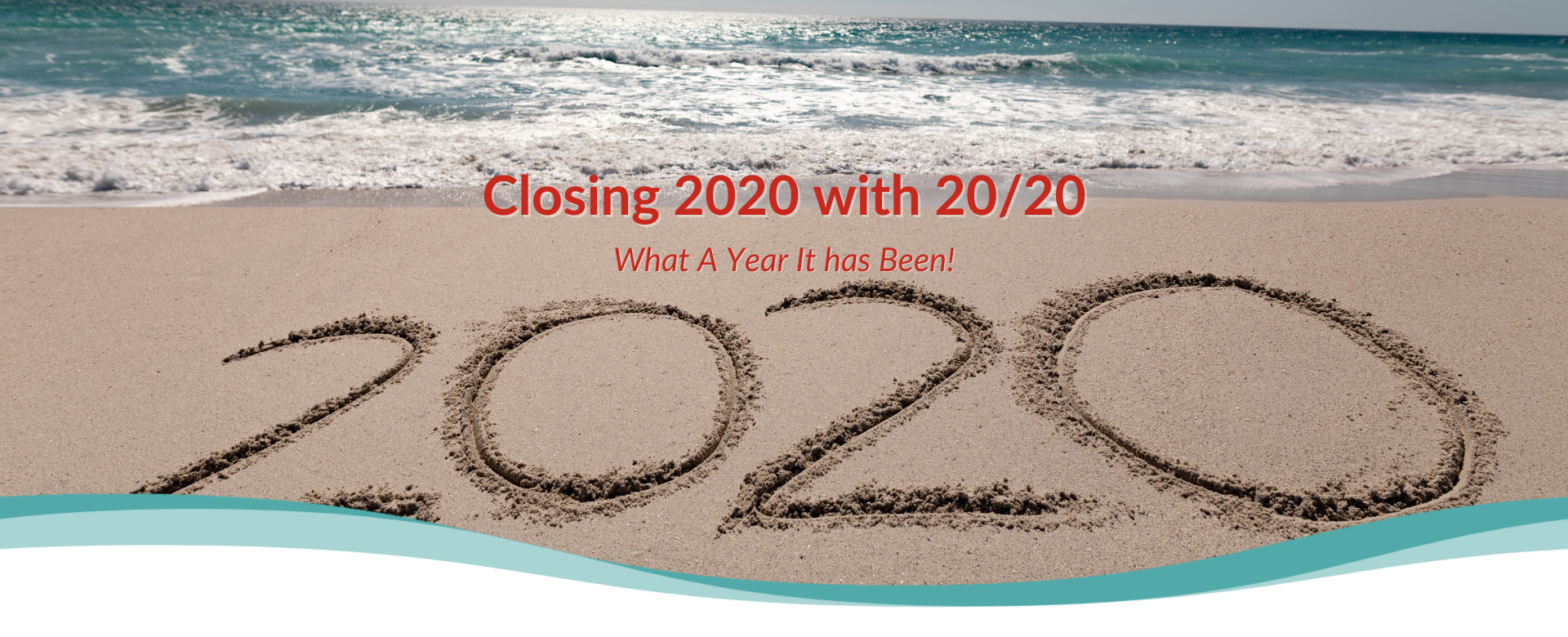 Closing 2020 with 20/20