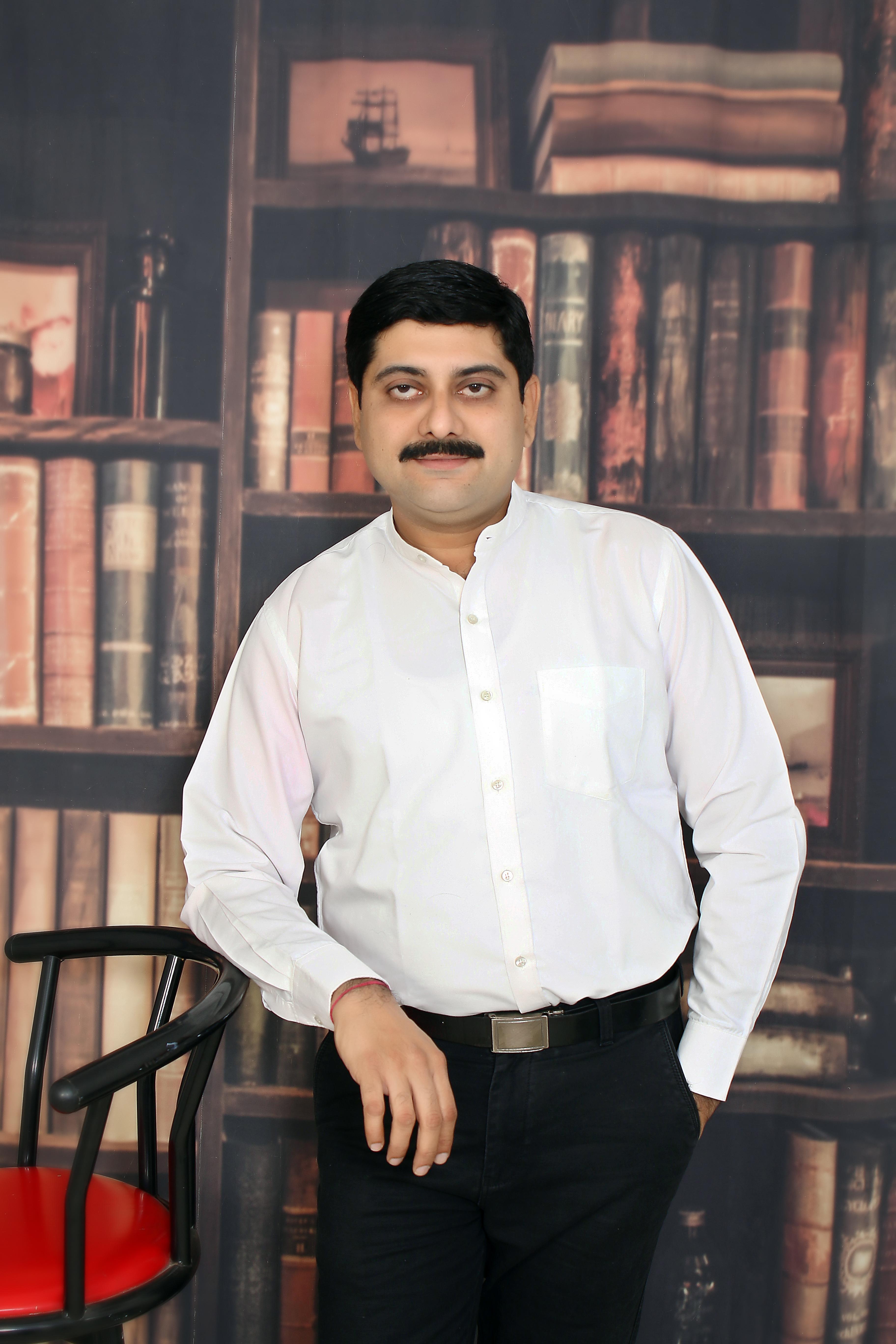 Dr. Ashish Nagar PT