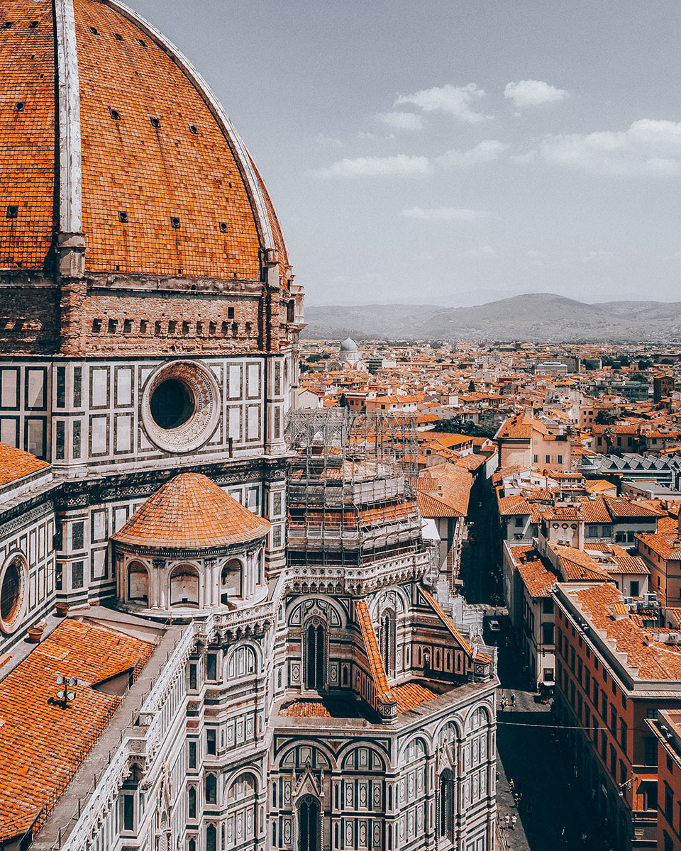 Florence city view