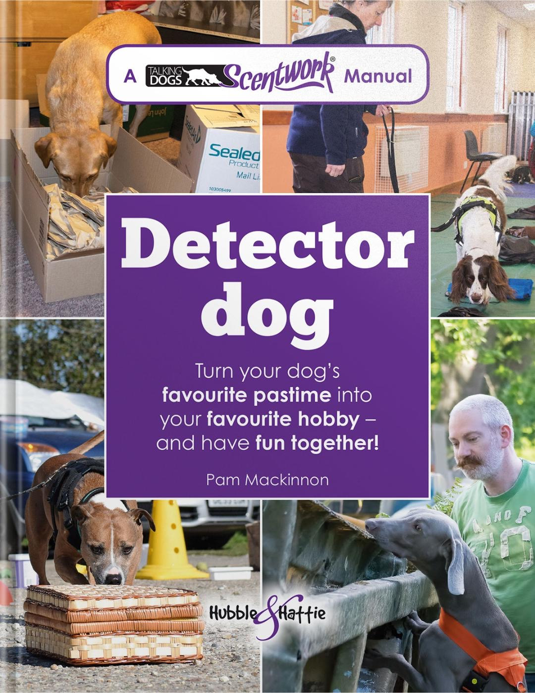 Detector Dog Manual cover
