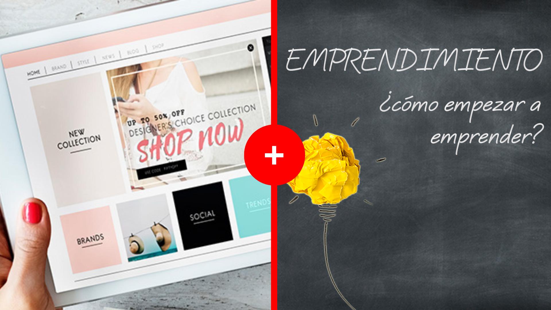 Curso de eCommerce + Curso de Emprendimiento
