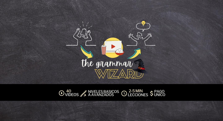 Simplifying English: Grammar Wizard: English Course