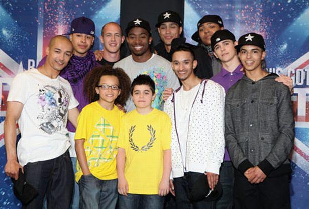 diverse set of boys smiling