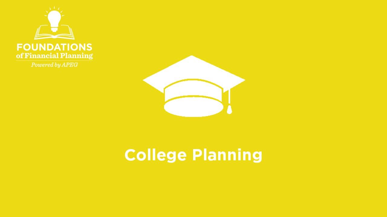 APEG College Planning