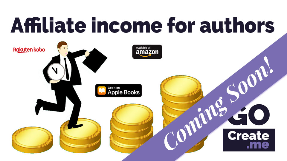 Affiliate Income for Authors