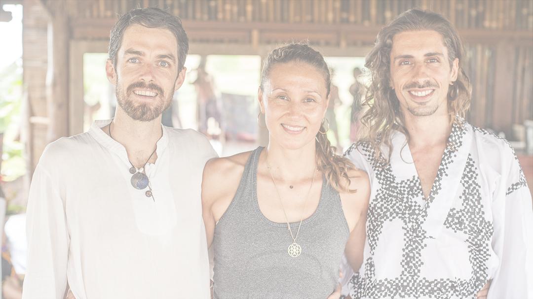 ThaiVedic Founders Kimmana Nichols, Sebastian Bruno and Barbra Noh Online Courses Yoga and Bodywork, Ayurvedic Courses
