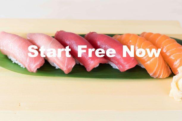 Sushi Masterclass Free Trial