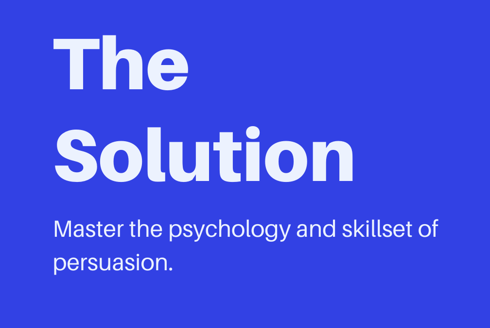 how to overcome team resistance persuasion course