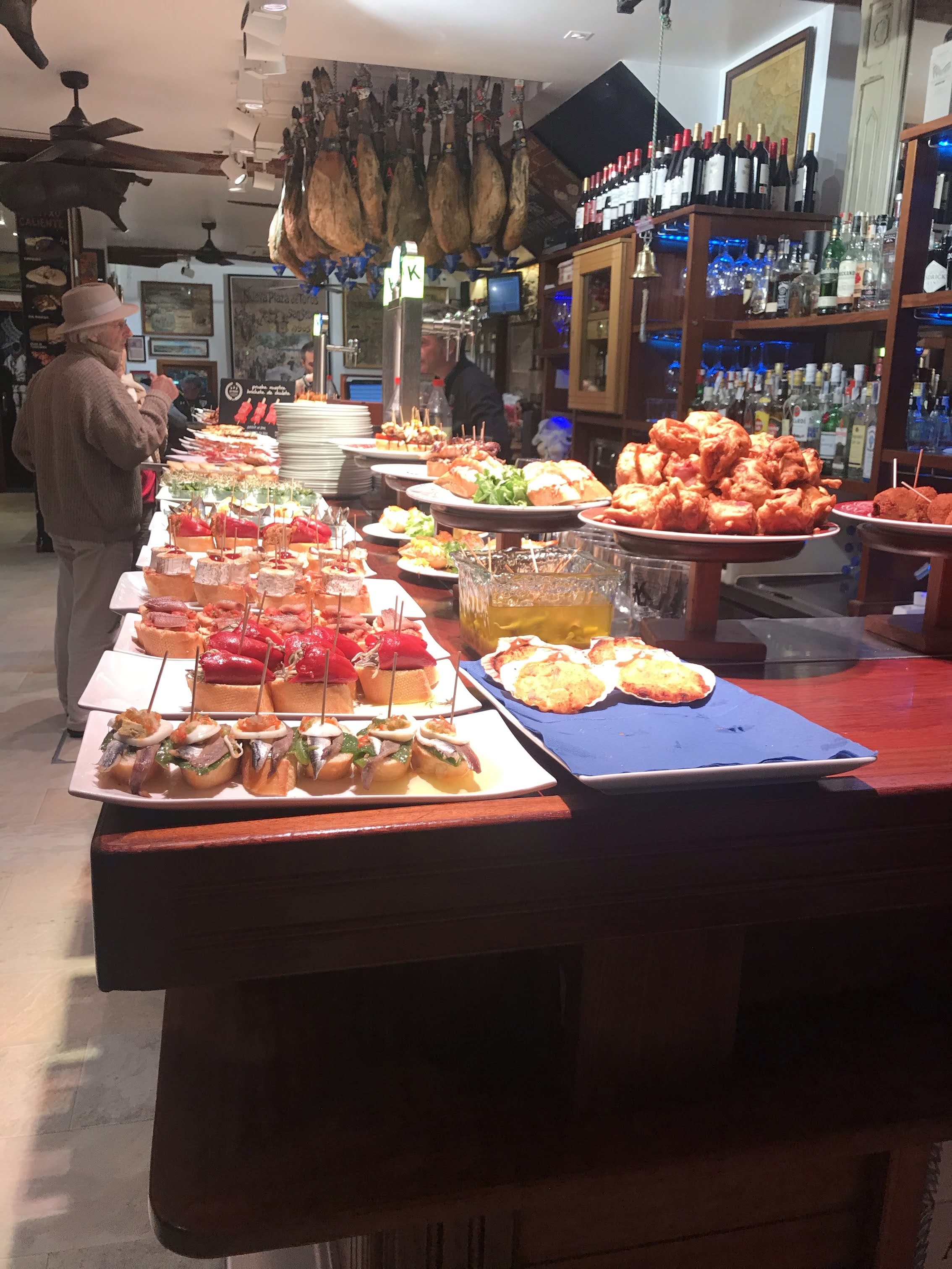 pinchos, basque country, learn Basque vocabulary
