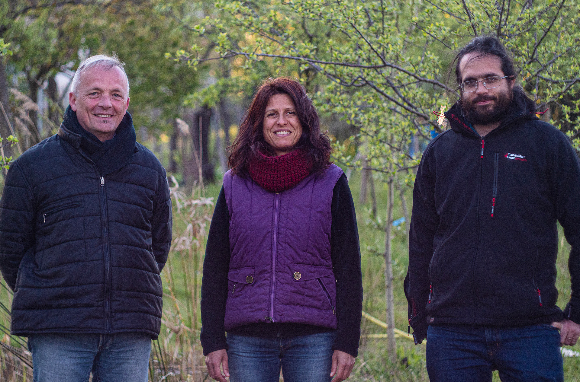 Stefano Soldati, Francesca Della Giovampaola e Matteo Cereda
