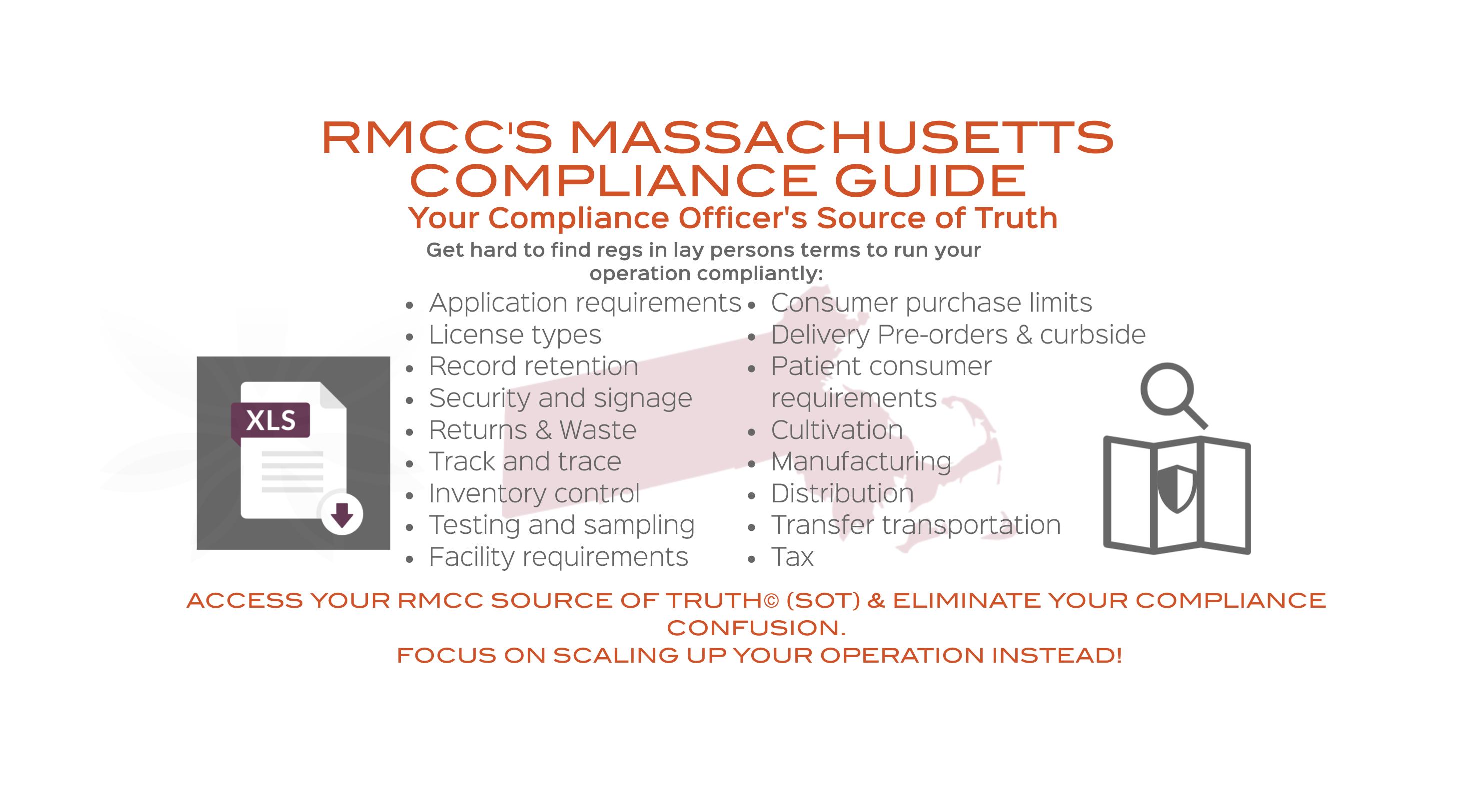 Massachusetts Cannabis Compliance Guide