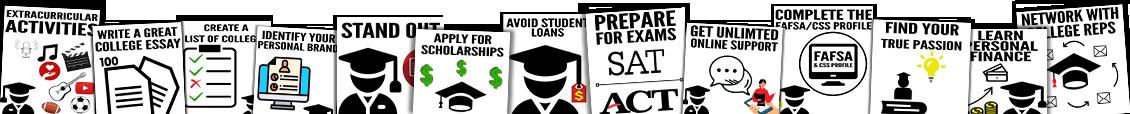 Best College Aid Collage