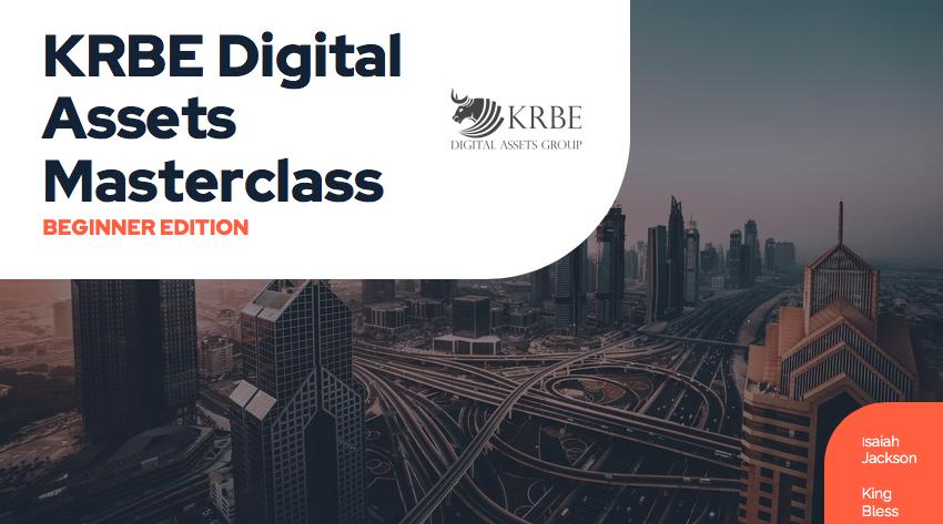 beginner digital assets masterclass