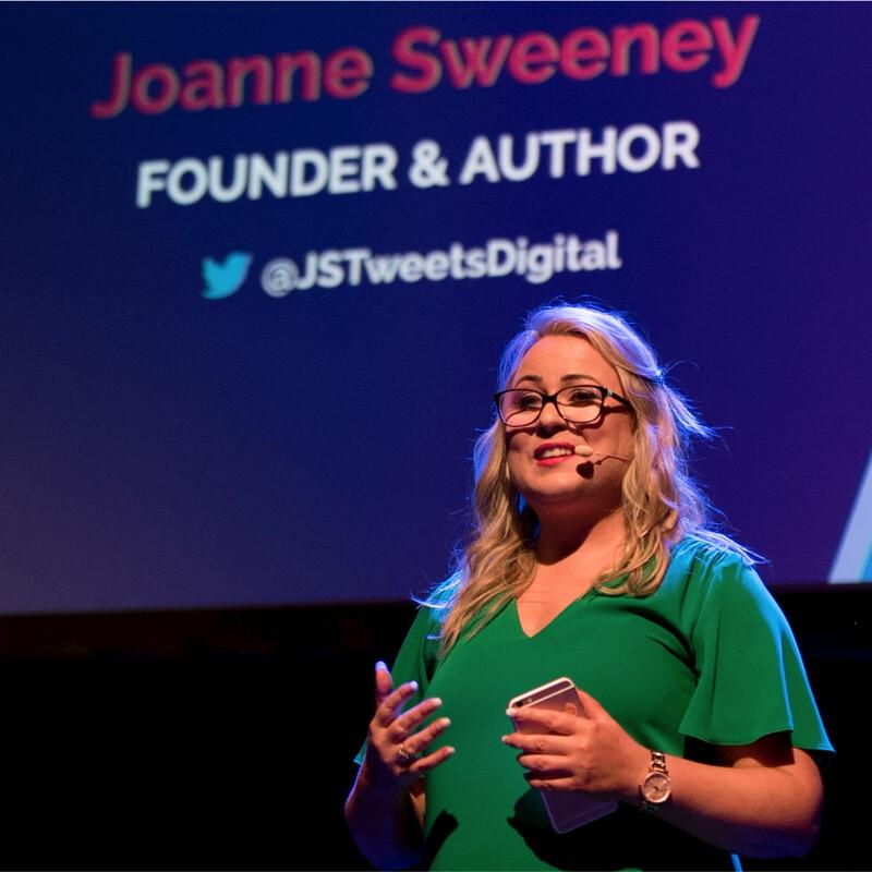 Joanne Sweeney Digital Training Institute