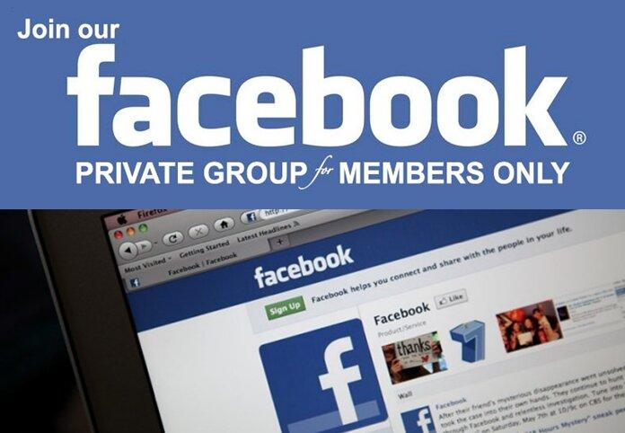 Facebook Members Only