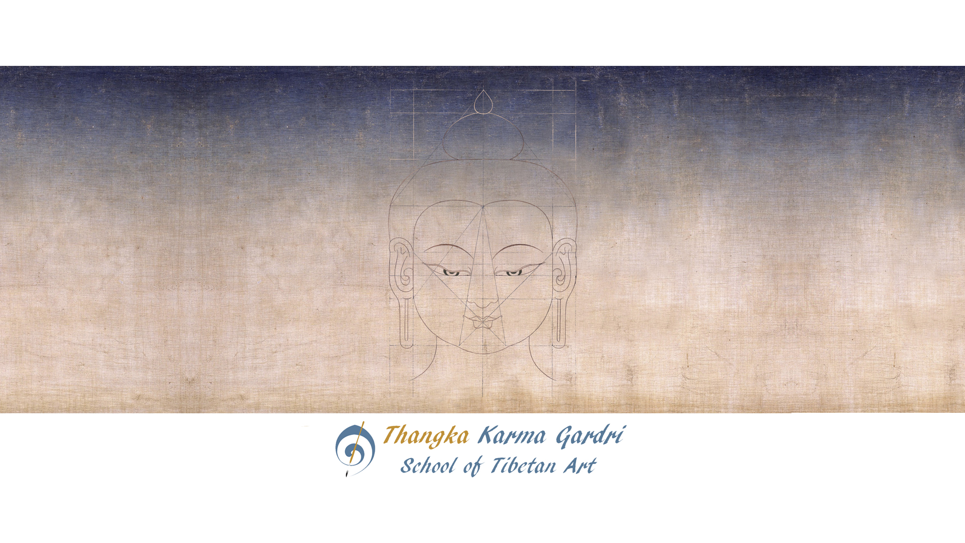 Thangka Karma Gardri School of Tibetan Art