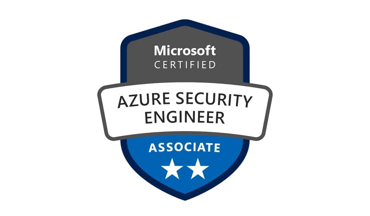 Microsoft Certified Azure Security Engineer Associate