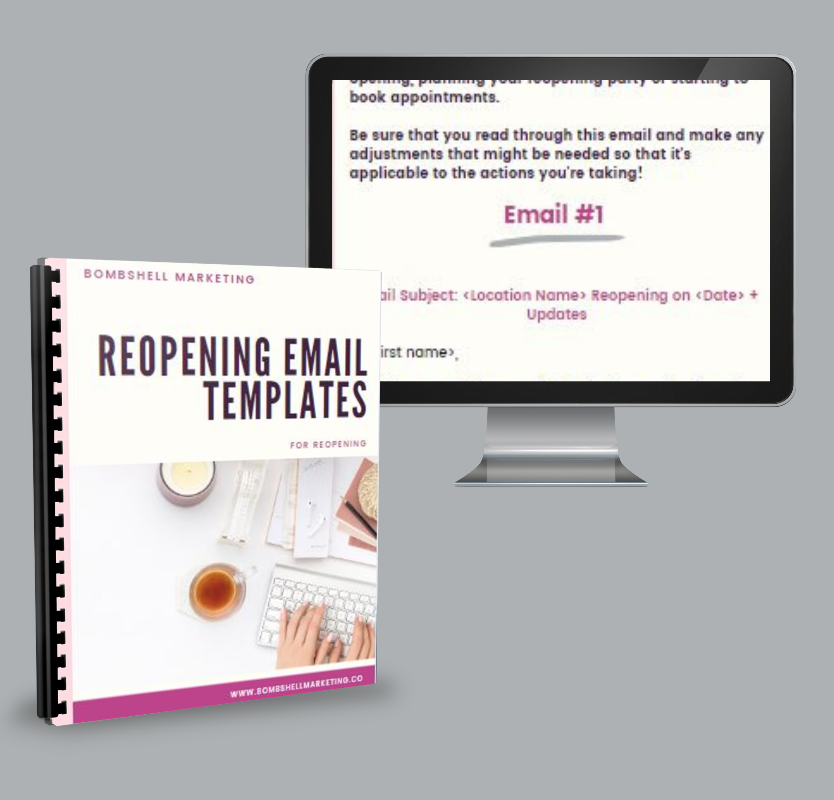 Reopening Email Templates