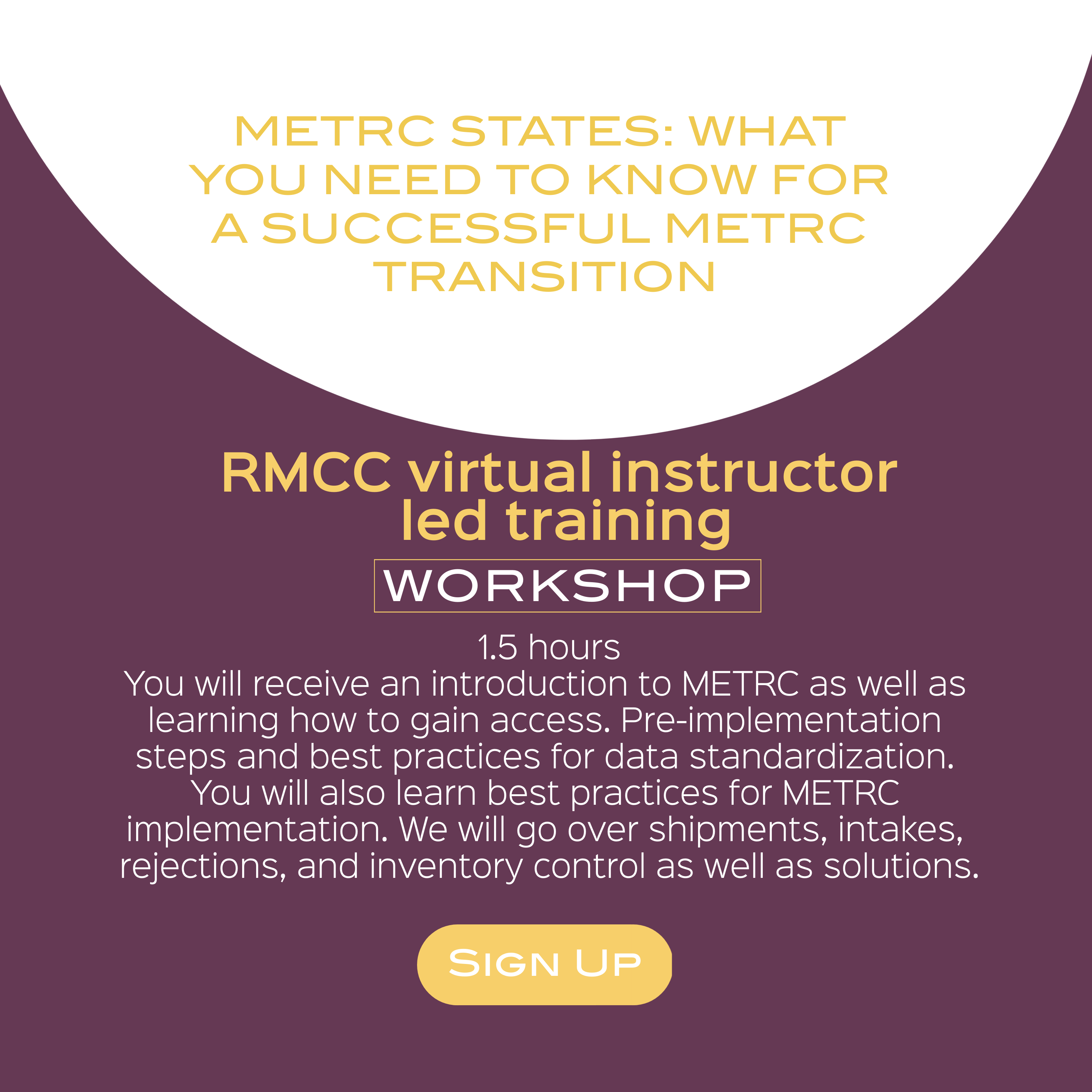 metrc states what you need to know for a successful metrc transition