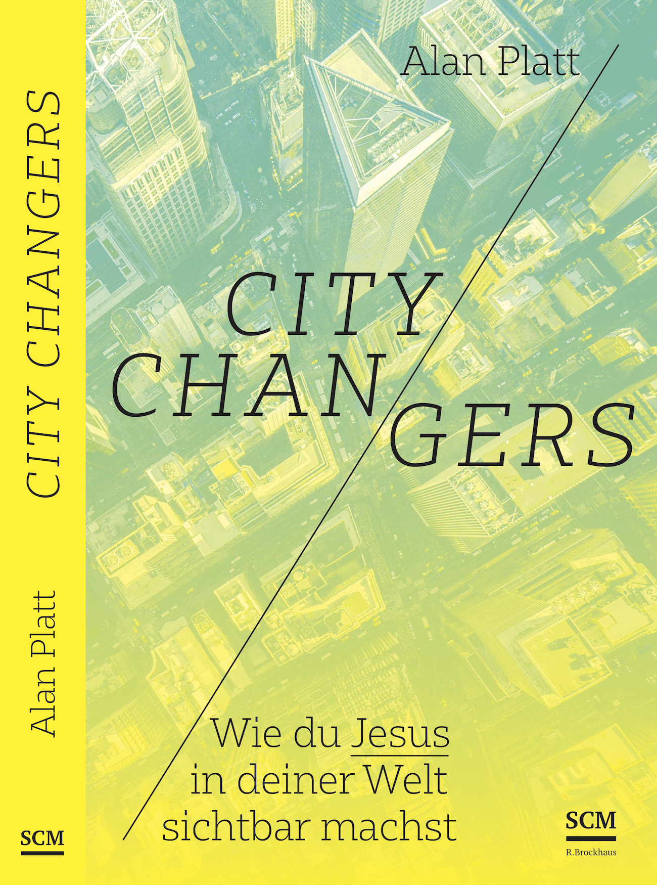 City Changers Book