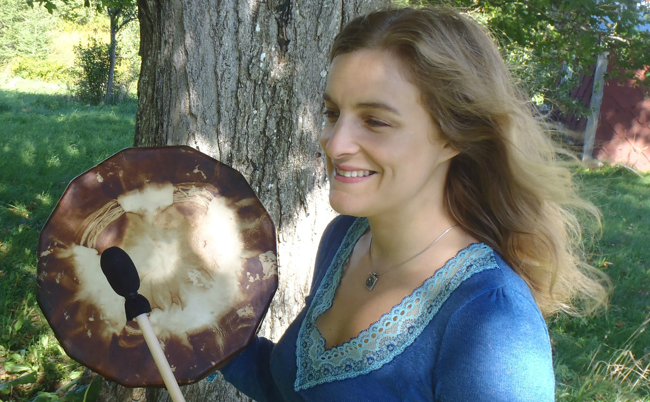 Reiki Drum Introduction with Fay Johnstone