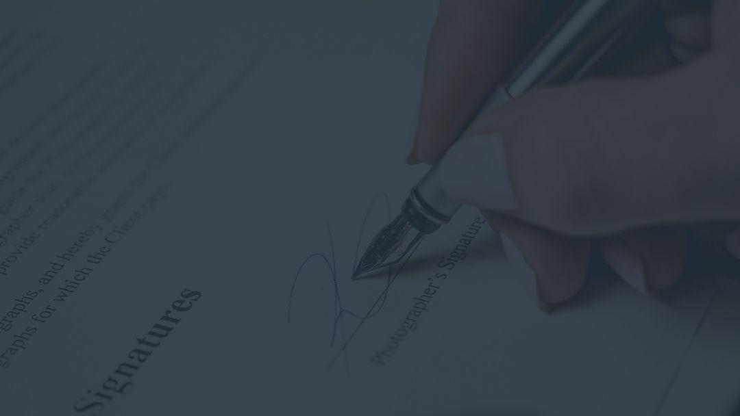 firma elettronica e validità legale