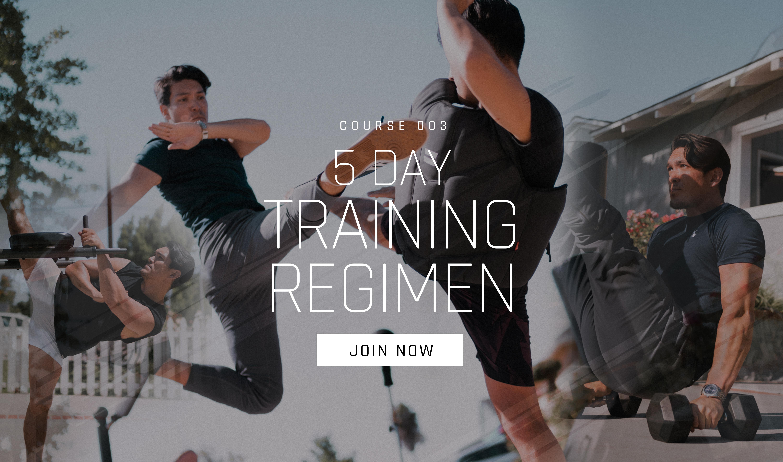 Osu Gym 5 Day Training Regimen with Noah Fleder
