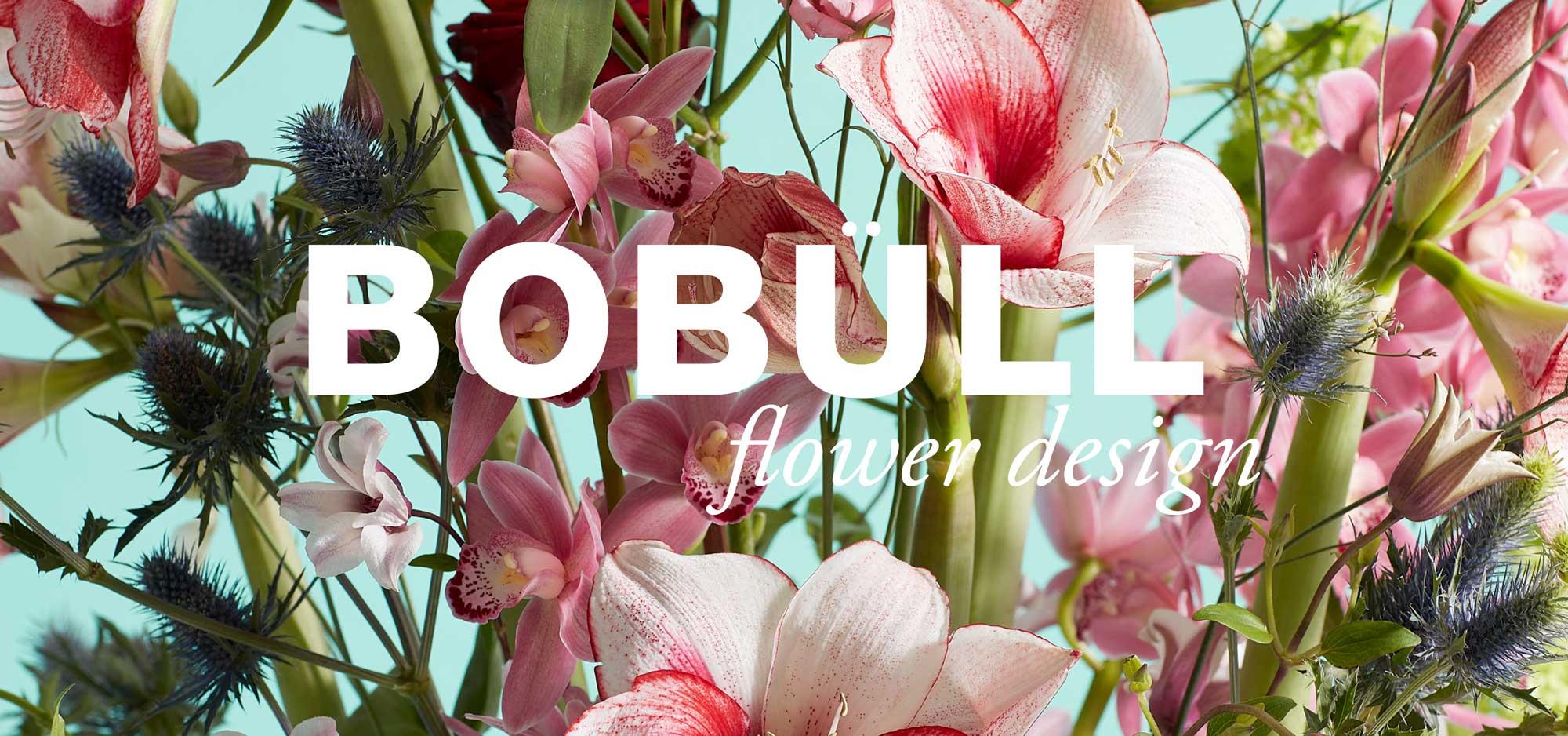 BO BÜLL blomsterkurser