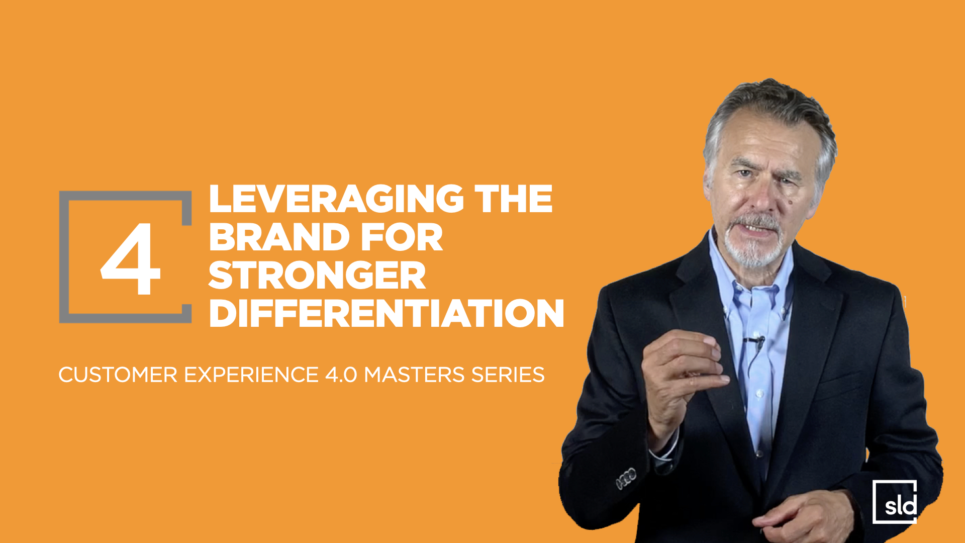 4. Leveraging the Brand for Stronger Differentiation