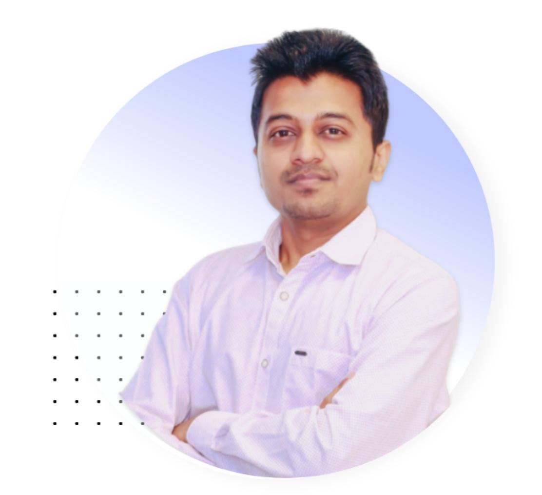 Chief Faculty - Rahul Gadekar