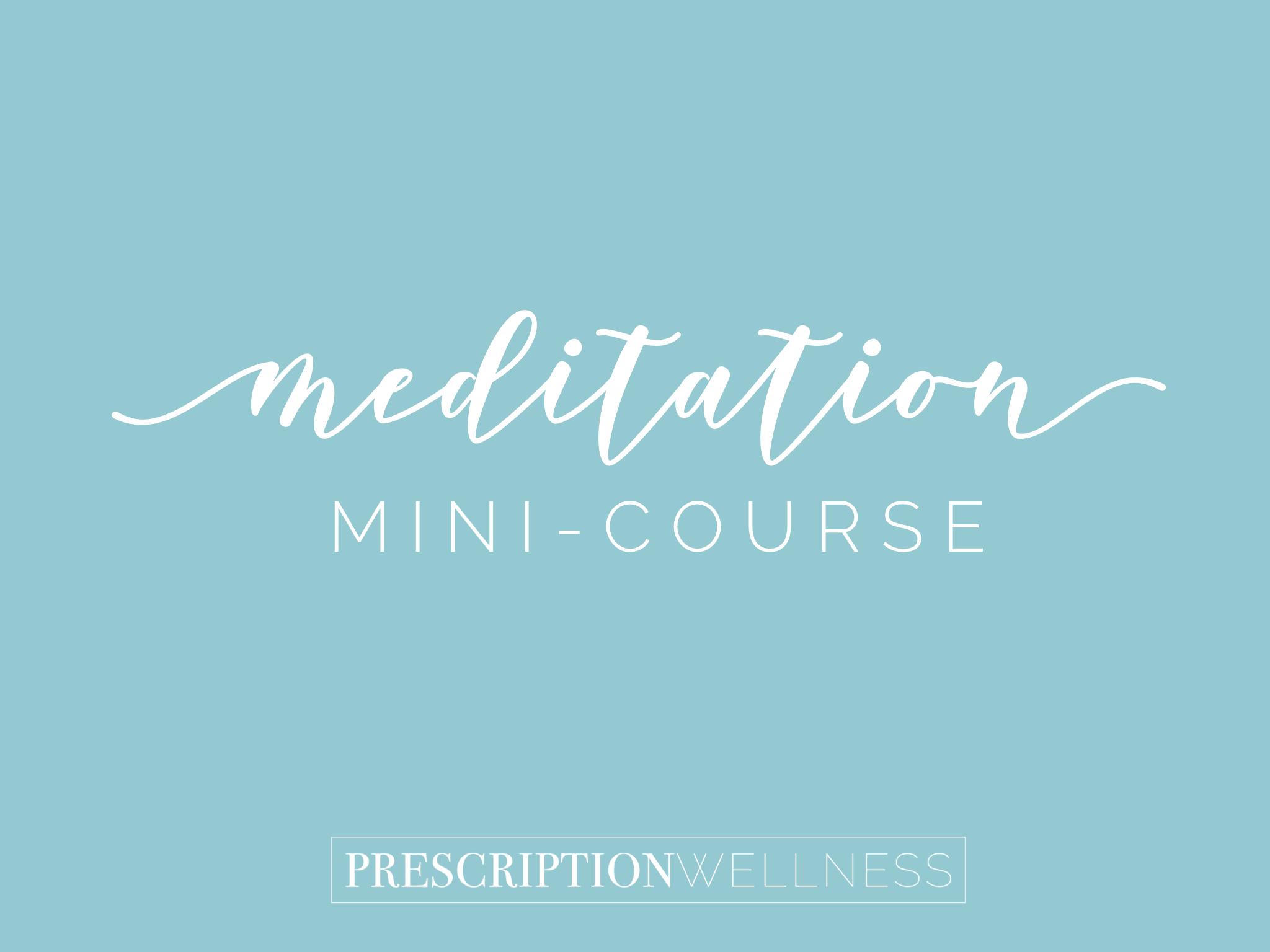 Christian Biblical Meditation Digital Course