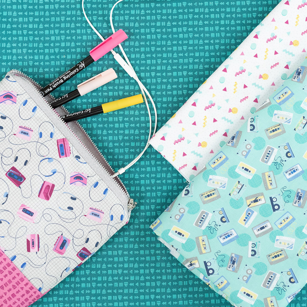 quilting fabric collection
