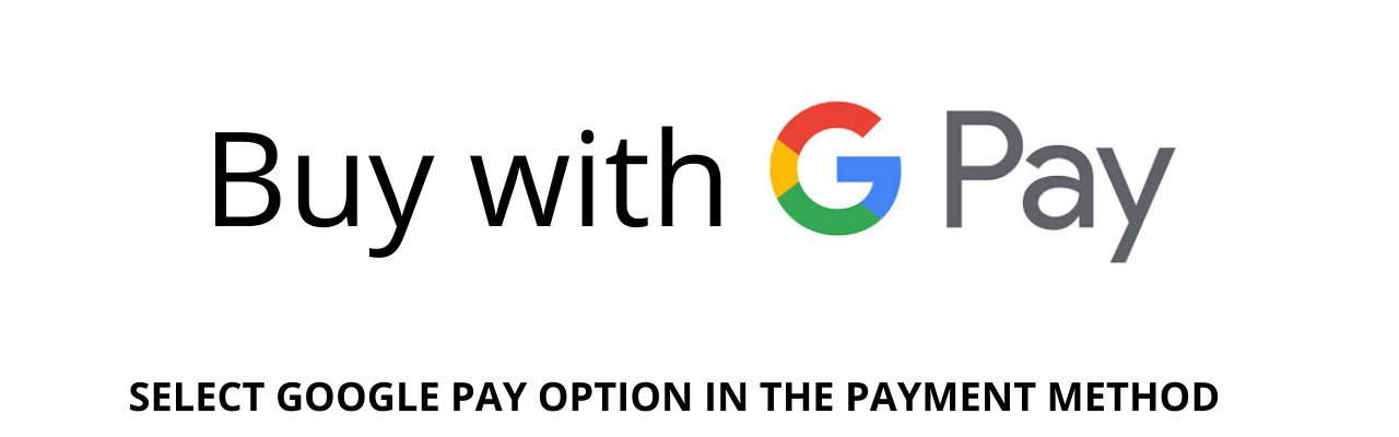 buy the course with google pay