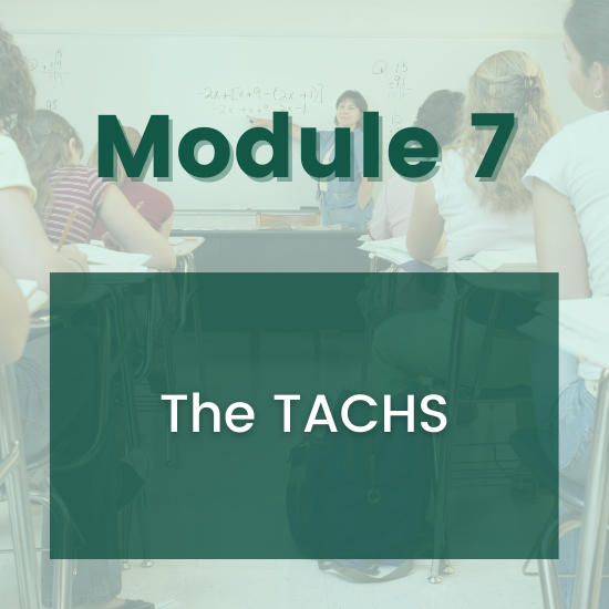 Section 7 - The TACHS