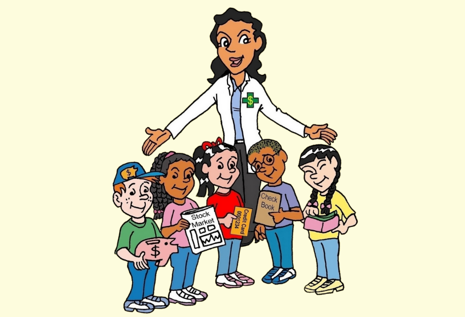 The Money Doctor® and Kids