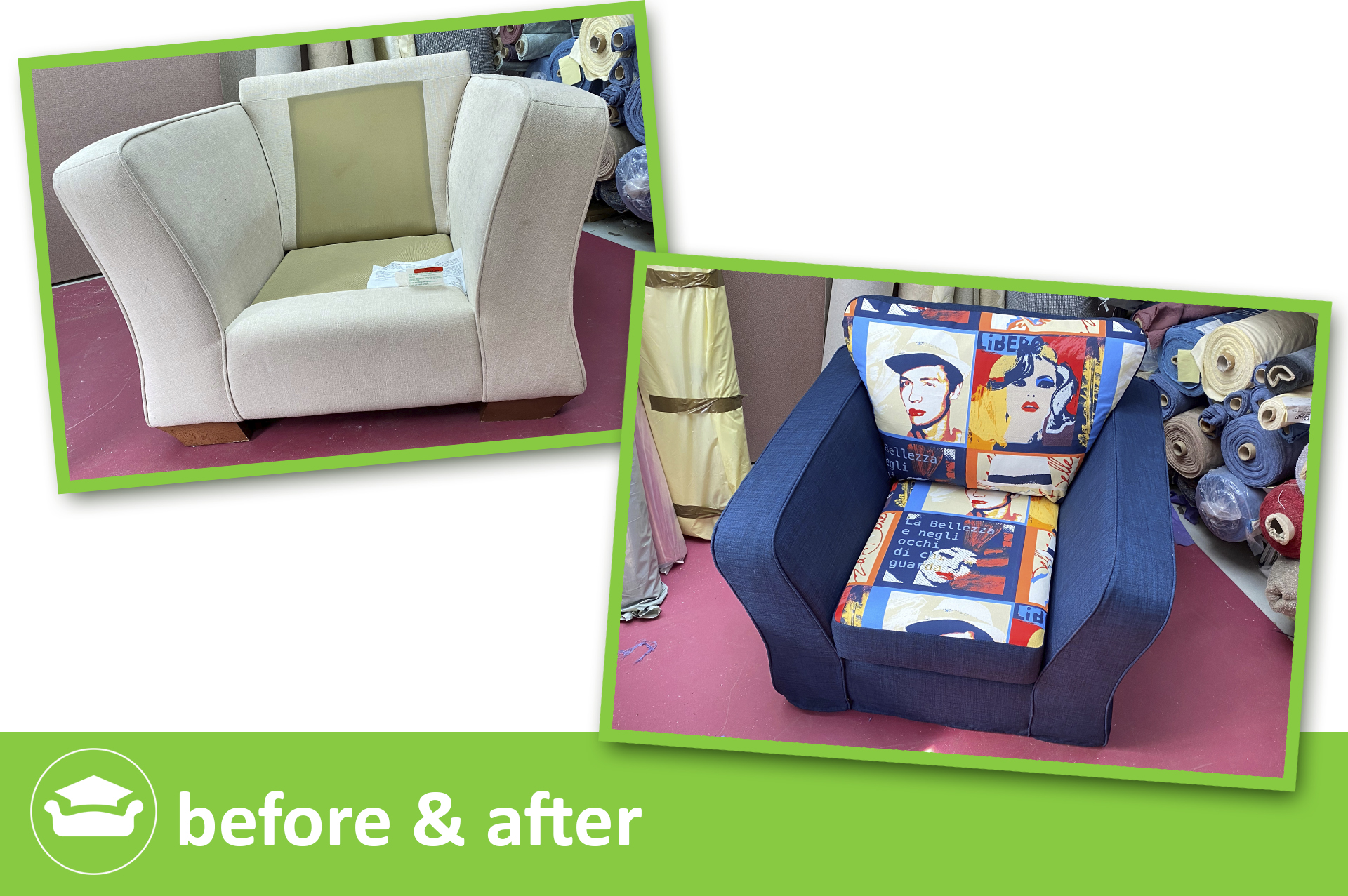 learn loose covers for a marks&spencer style chair