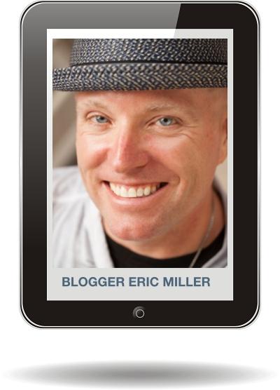 Eric Miller blogger