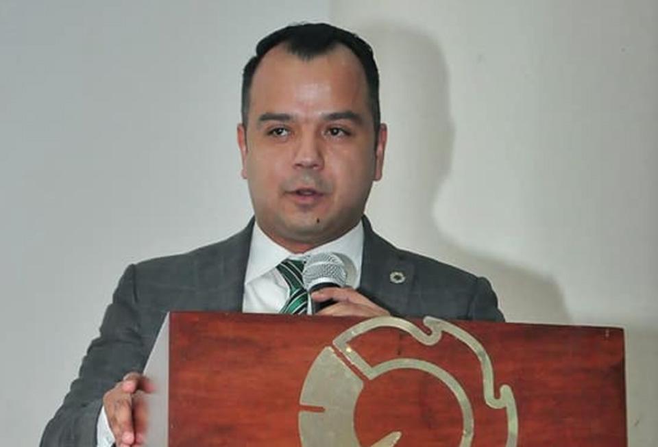 Ing José Fernando Sánchez Santana en agromooc
