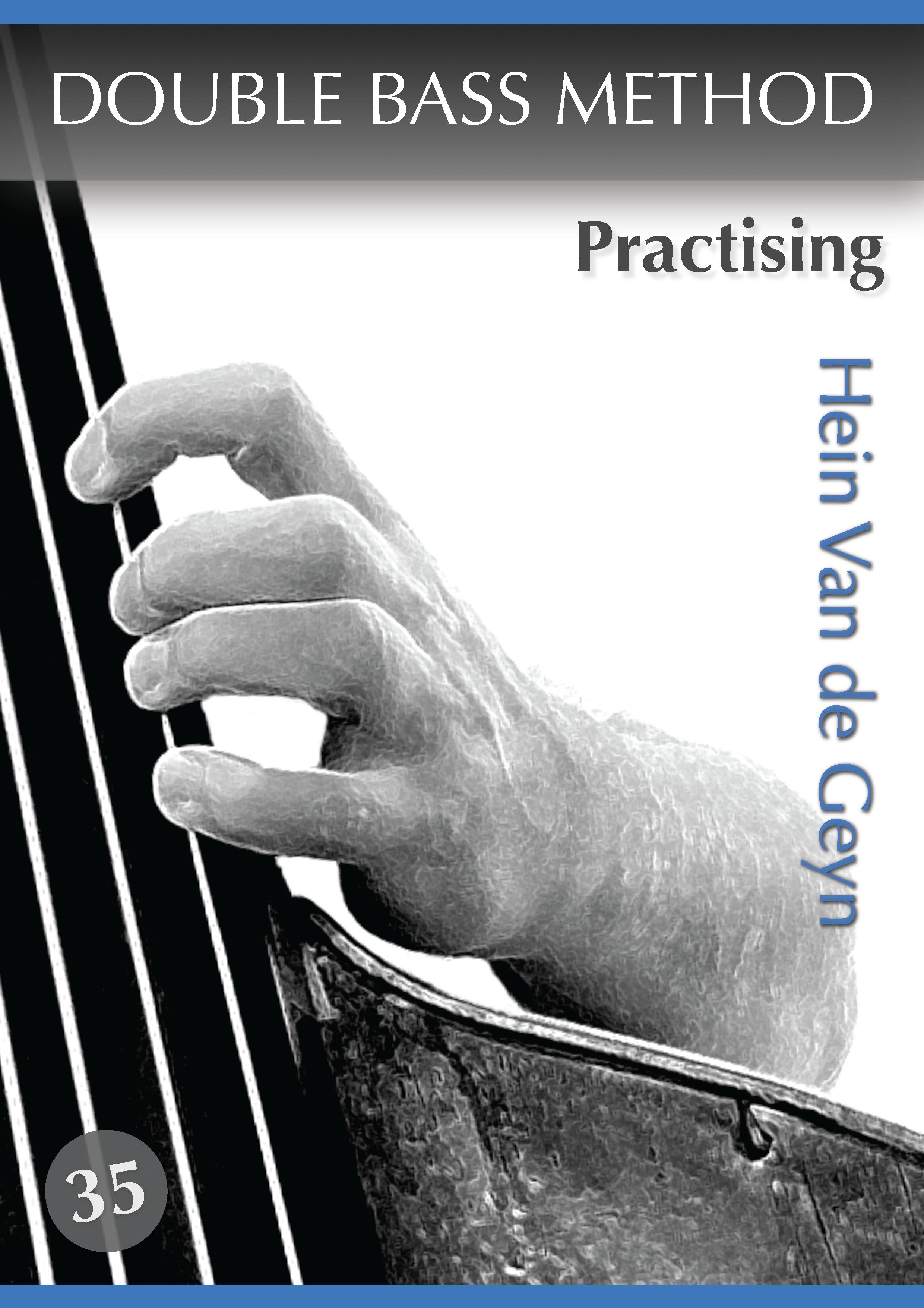 Practising an instrument