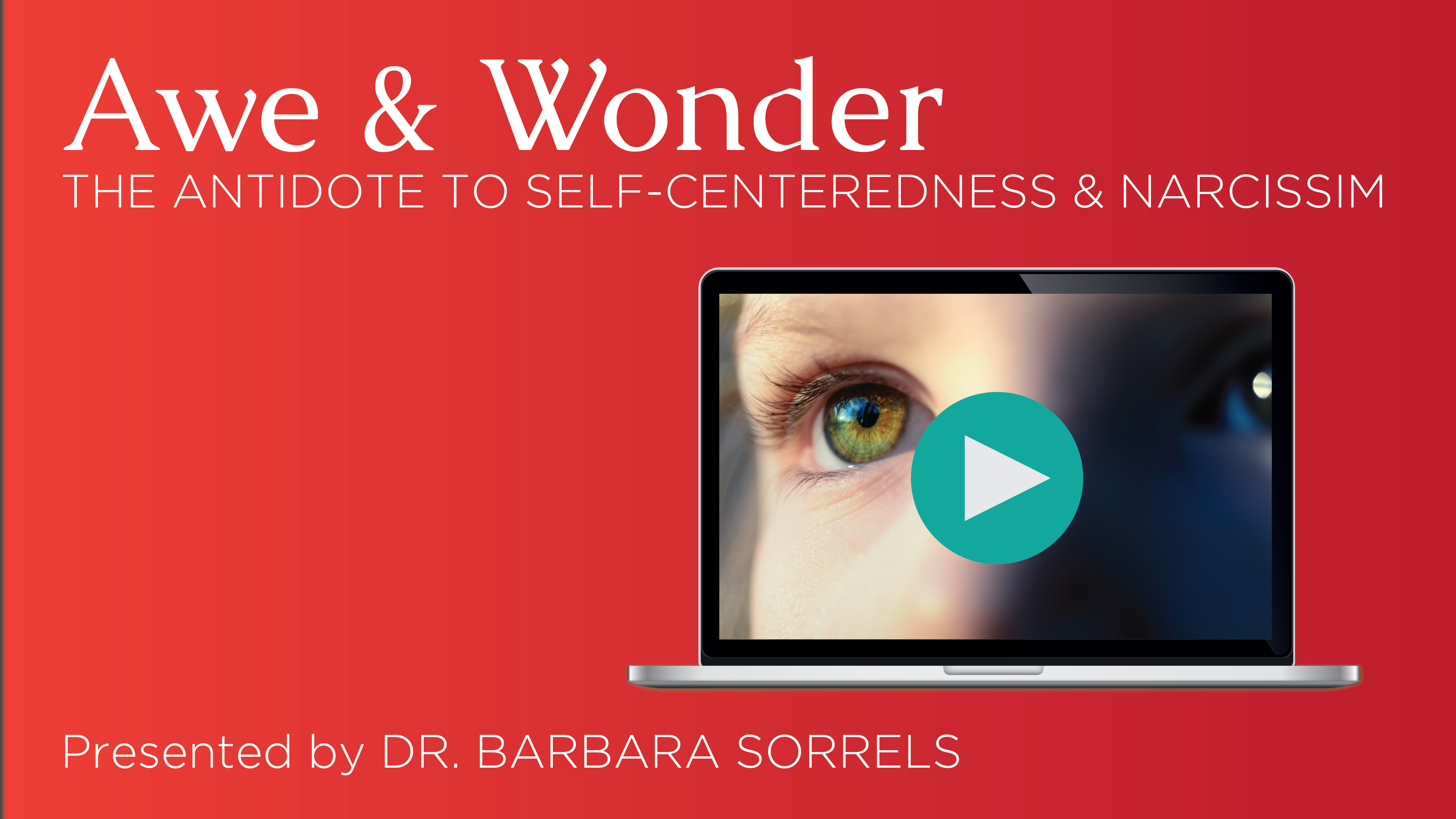 Awe and Wonder online course