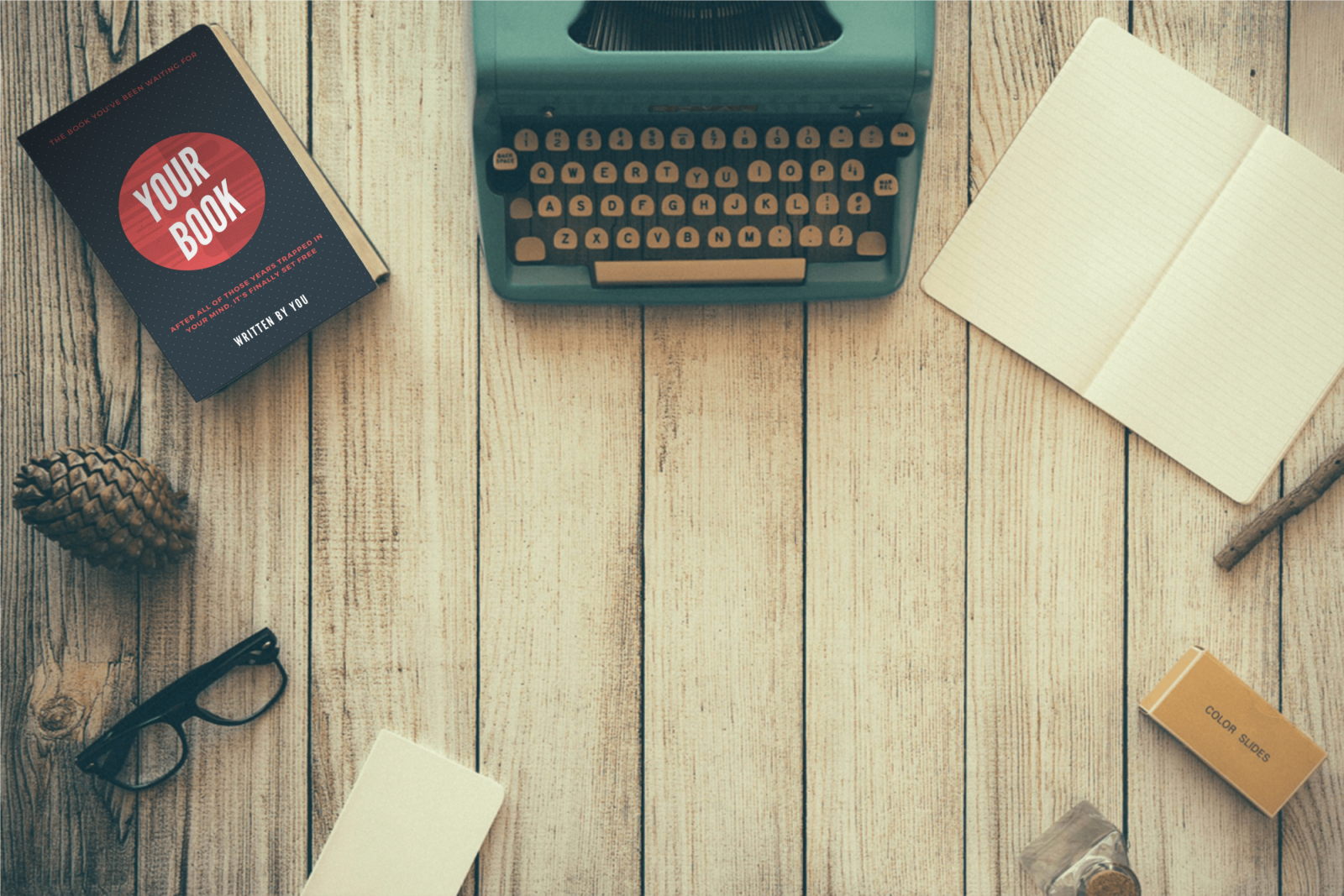 Publish | Everything You Need to Get Your Book ON the Shelf