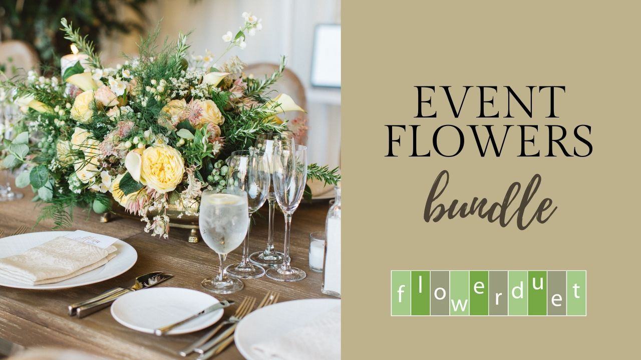 Event Flowers Bundle