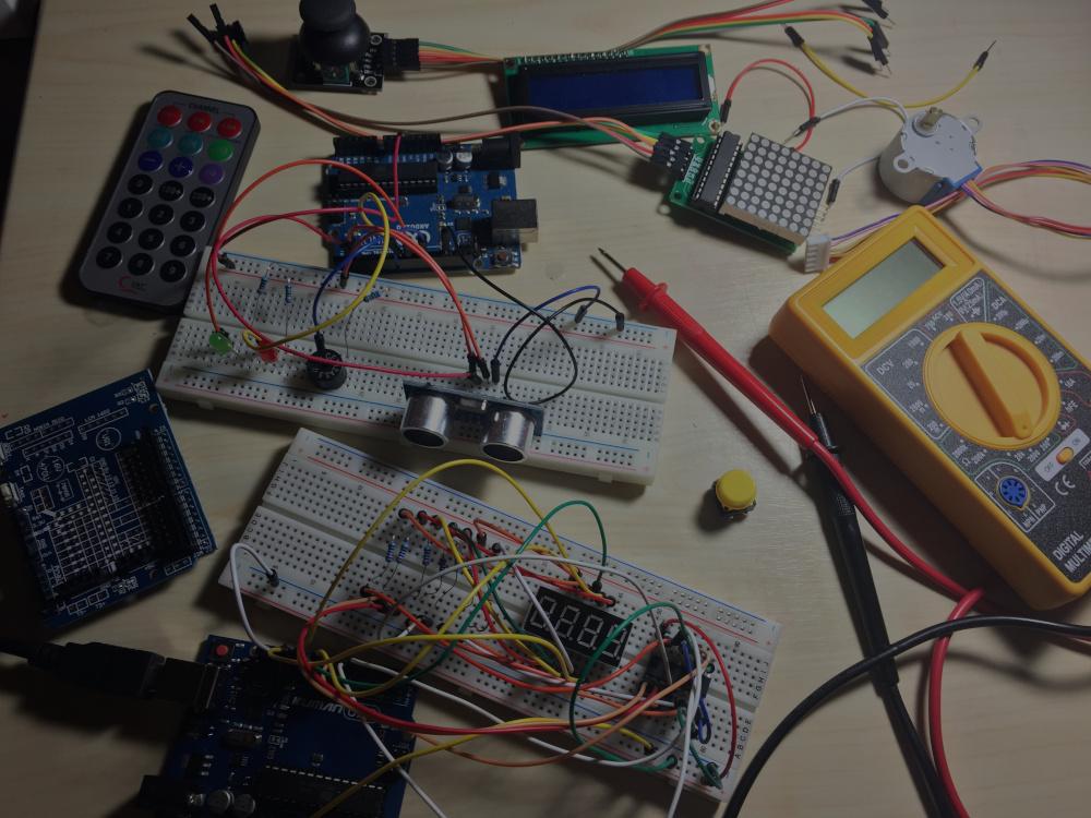 Arduino Bootcamp