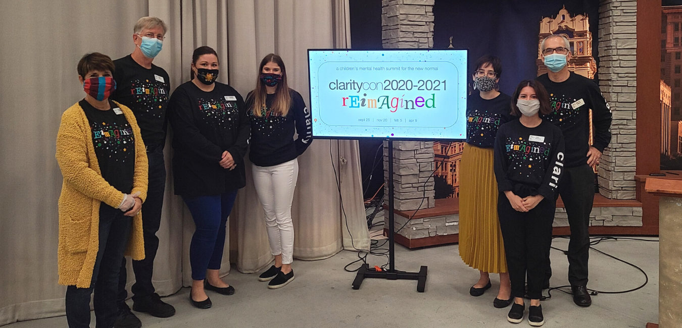 Claritycon Reimagined September 2020at KLRN