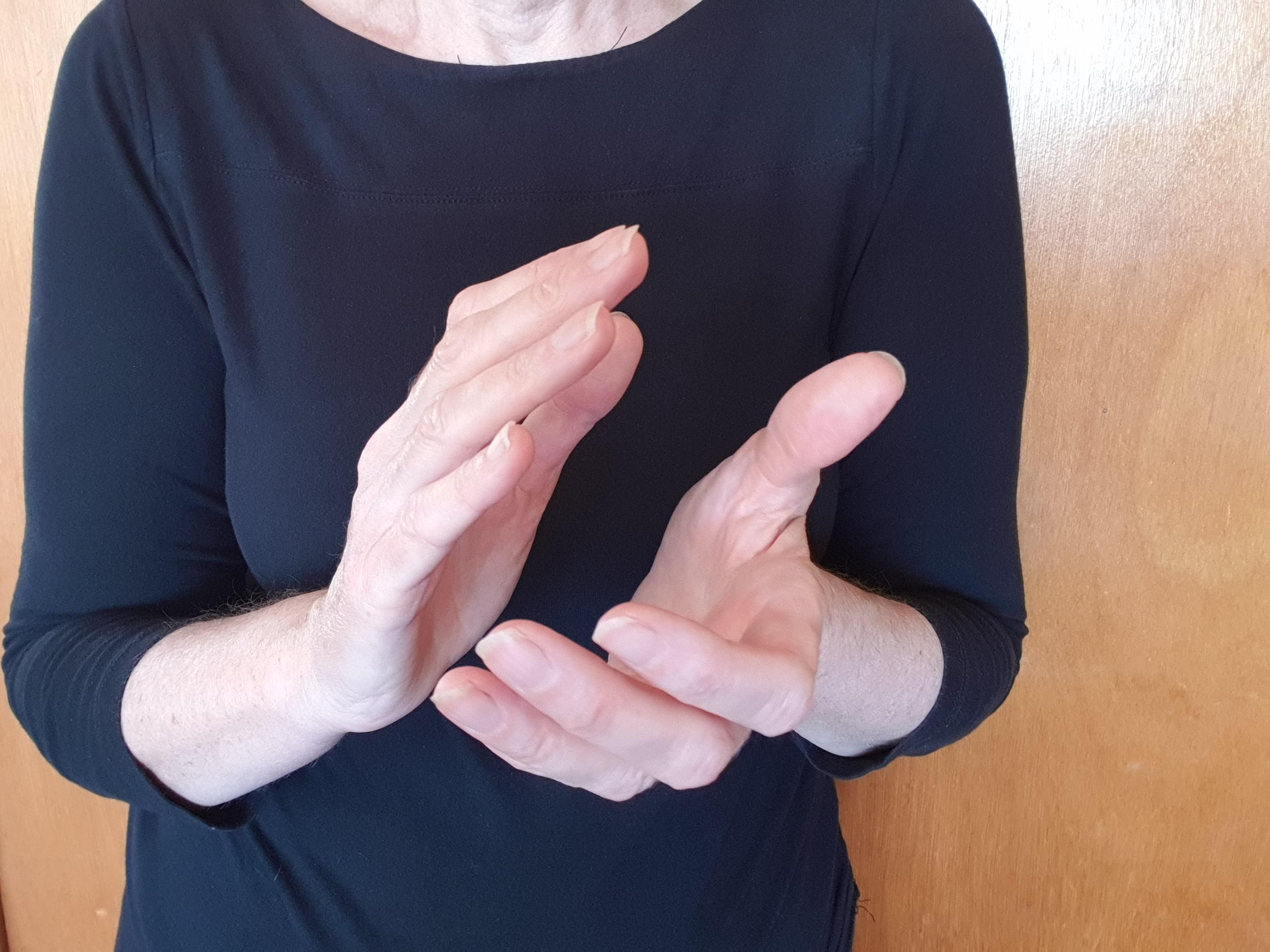 Clapping cross rhythms