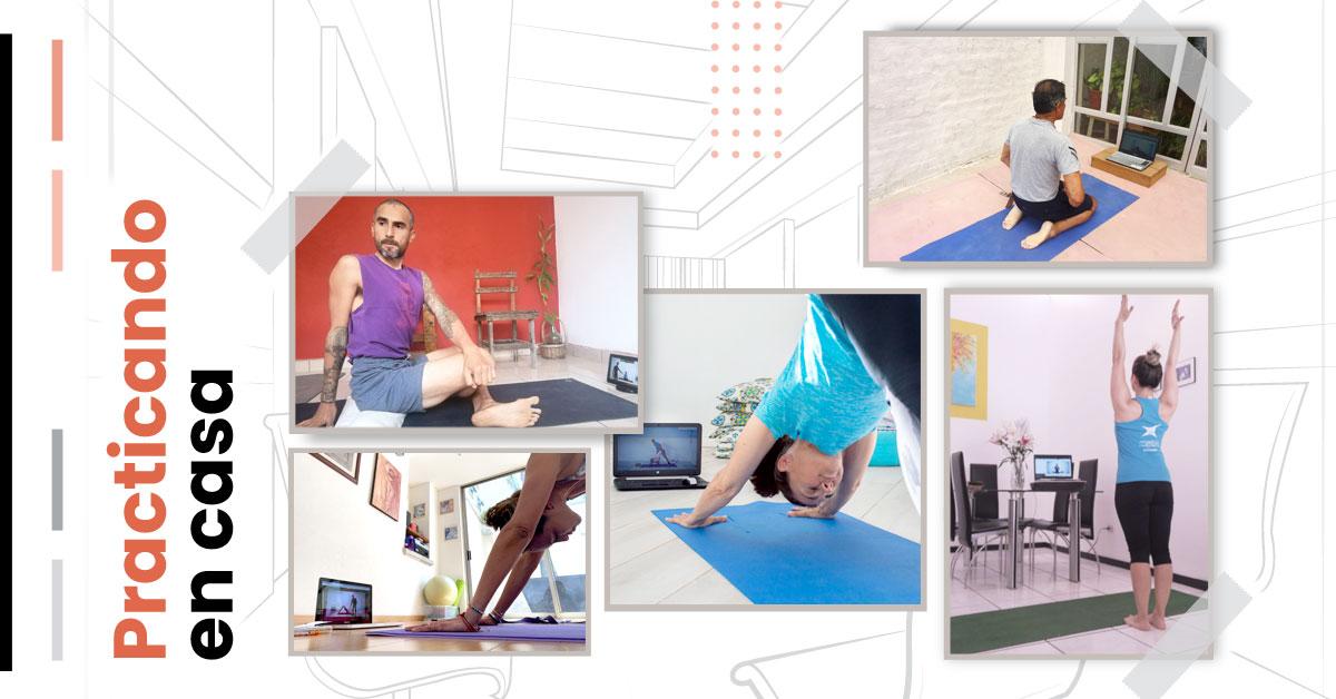 Iniciación al Yoga desde casa