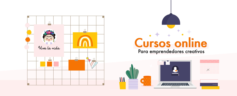 cursos online de diseño emprendedores